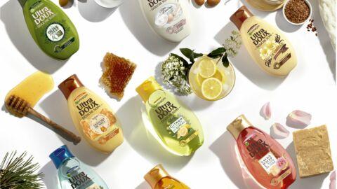 Garnier Ultra Doux lance sa gamme de soins pour la douche