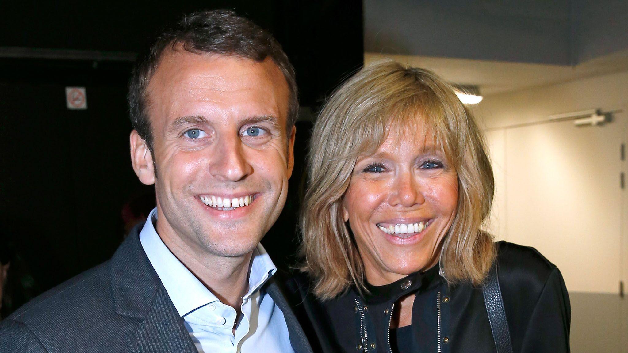 Emmanuel Macron C Est Sa Grand Mère Qui A Rendu Possible