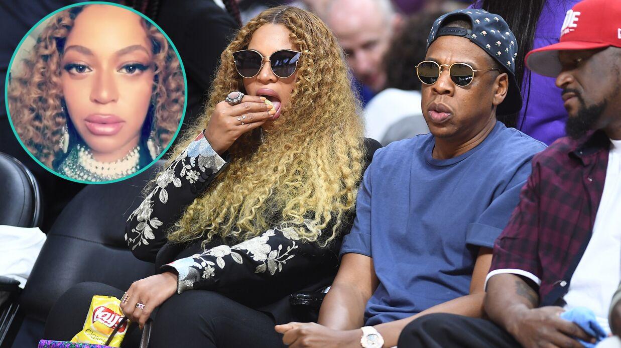 PHOTOS Beyoncé métamorphosée par sa grossesse, elle est transformée