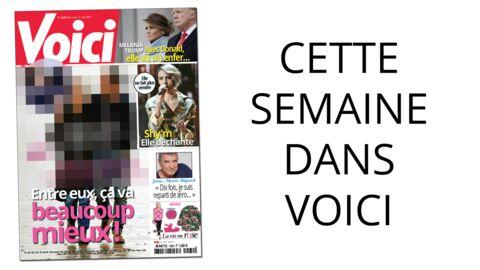 Cette semaine dans Voici: l'amour comme au premier jour pour ces deux stars françaises