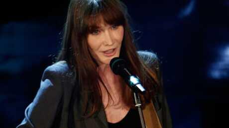VIDEO Carla Bruni, le clip de sa chanson d'amour pour Nicolas