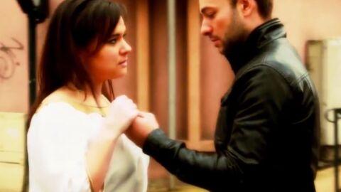 VIDEO Magalie Vaé joue les tentatrices dans son nouveau clip