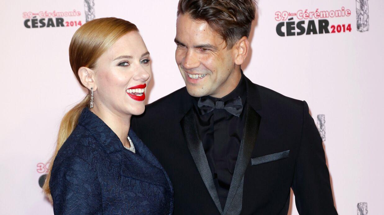 Scarlett Johansson attendrait son premier enfant