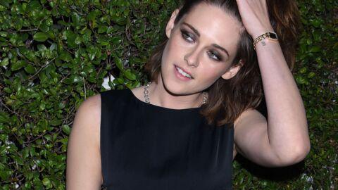 Kristen Stewart très proche d'une actrice et chanteuse française