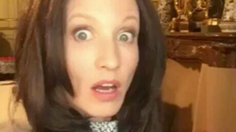 VIDEO Alexandra Lamy en brune ou en rousse, elle est splendide!