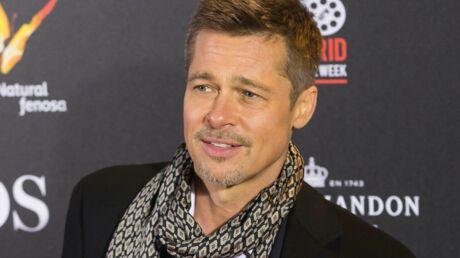 N'insistez pas, Brad Pitt ne recherche pas du tout l'amour
