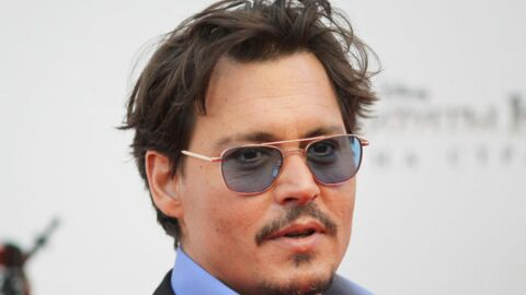 Johnny Depp meurt de rire lors d'un accident d'avion