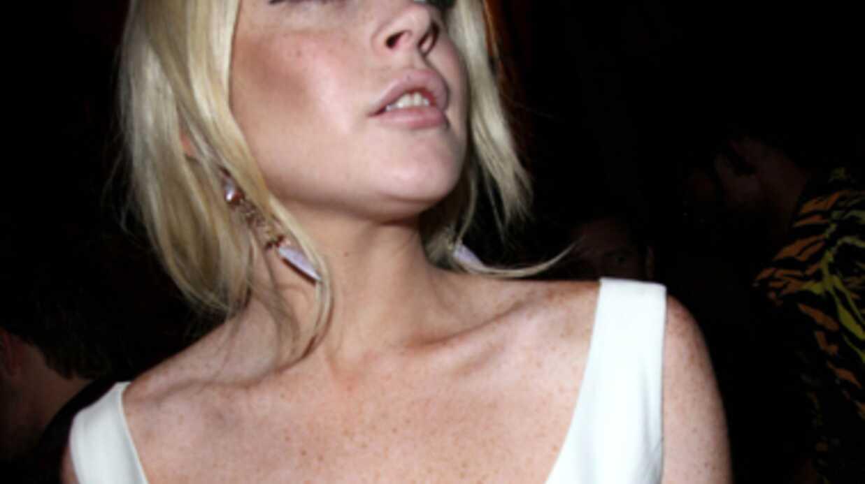 Lindsay Lohan: son entrée en prison retardée grâce à Playboy