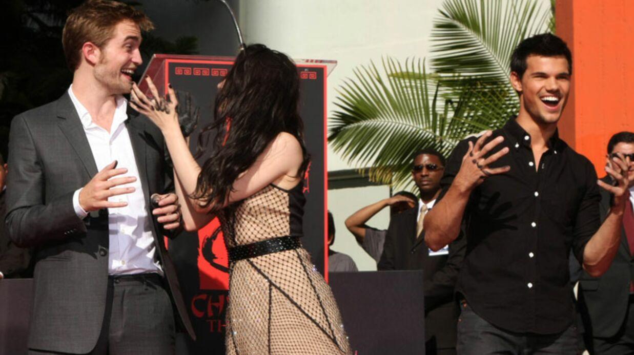 DIAPO L'équipe de Twilight honorée à Hollywood