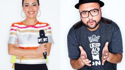 Interview – Découvrez Raphäl et Hedia, les envoyés très spéciaux de MTV aux EMA 2013