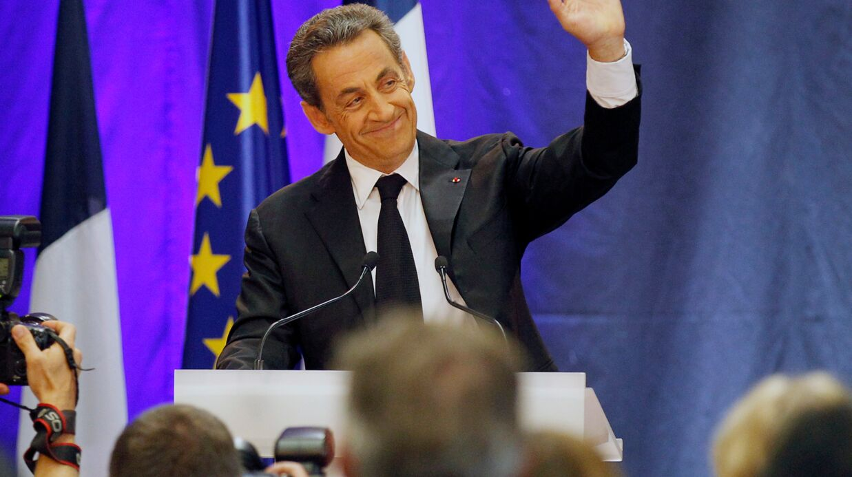 Affaire Gayet: Nicolas Sarkozy soutient Valérie Trierweiler et enfonce François Hollande