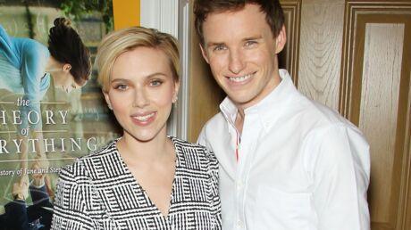 PHOTOS Scarlett Johansson radieuse pour sa première apparition post-grossesse