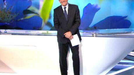 Jean-Pierre Pernaut raconte sa longue convalescence et son retour au JT de TF1