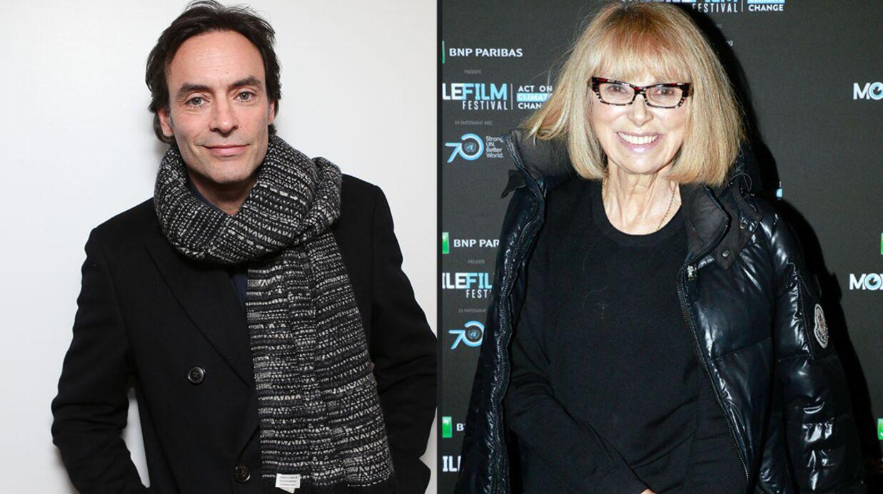 Anthony Delon évoque sa relation particulière avec Mireille Darc