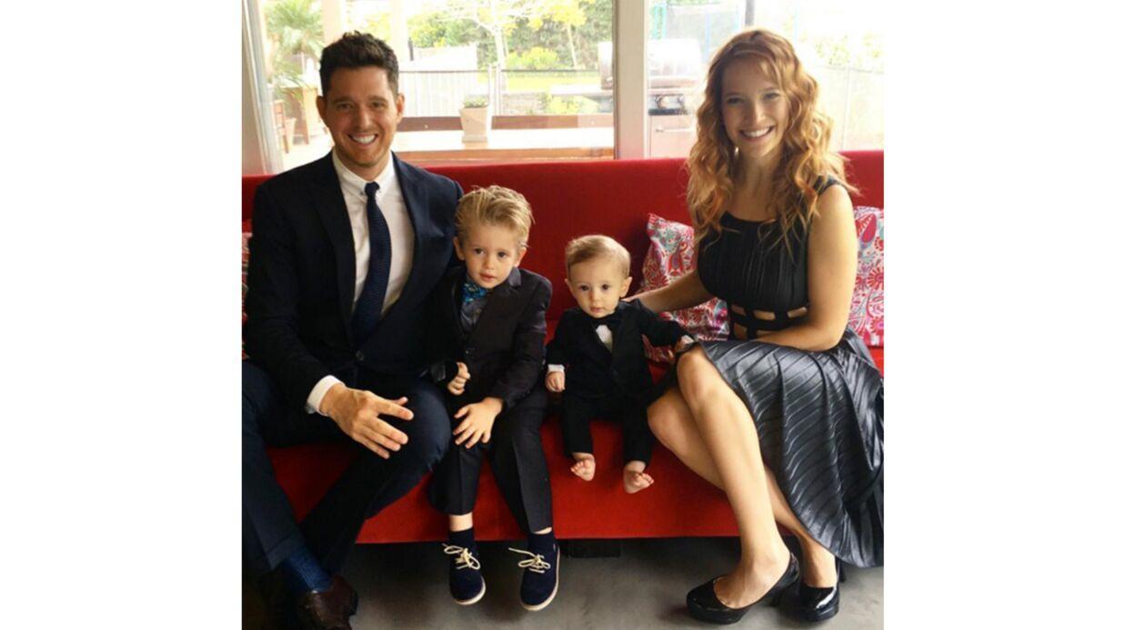 Michael Bublé: son fils de 3 ans est atteint d'un cancer