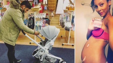 PHOTOS Nehuda (Les Anges 8) enceinte: Ricardo révèle le sexe du bébé