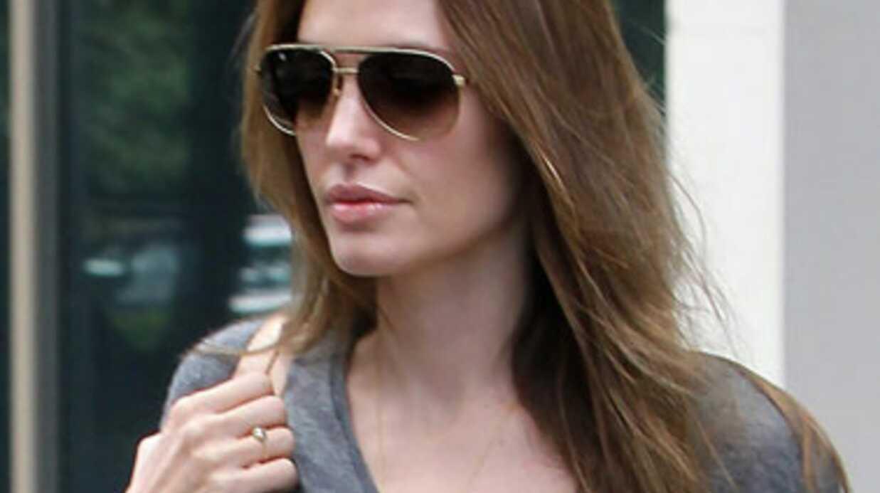 Angelina Jolie et Jennifer Aniston en larmes