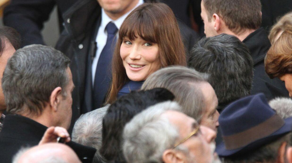 Mais où est passée Carla Bruni-Sarkozy?