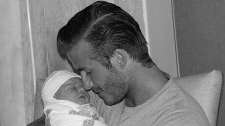 David Beckham: sa fille lui donne déjà beaucoup de soucis