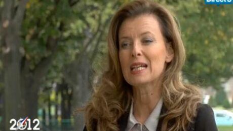 Les RG auraient enquêté sur Valérie Trierweiler, la nana d'Hollande