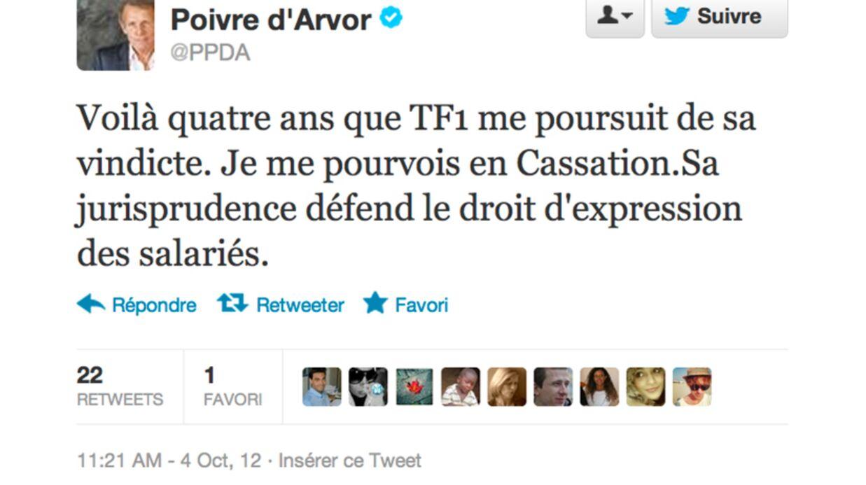 PPDA perd en justice contre TF1 et proteste