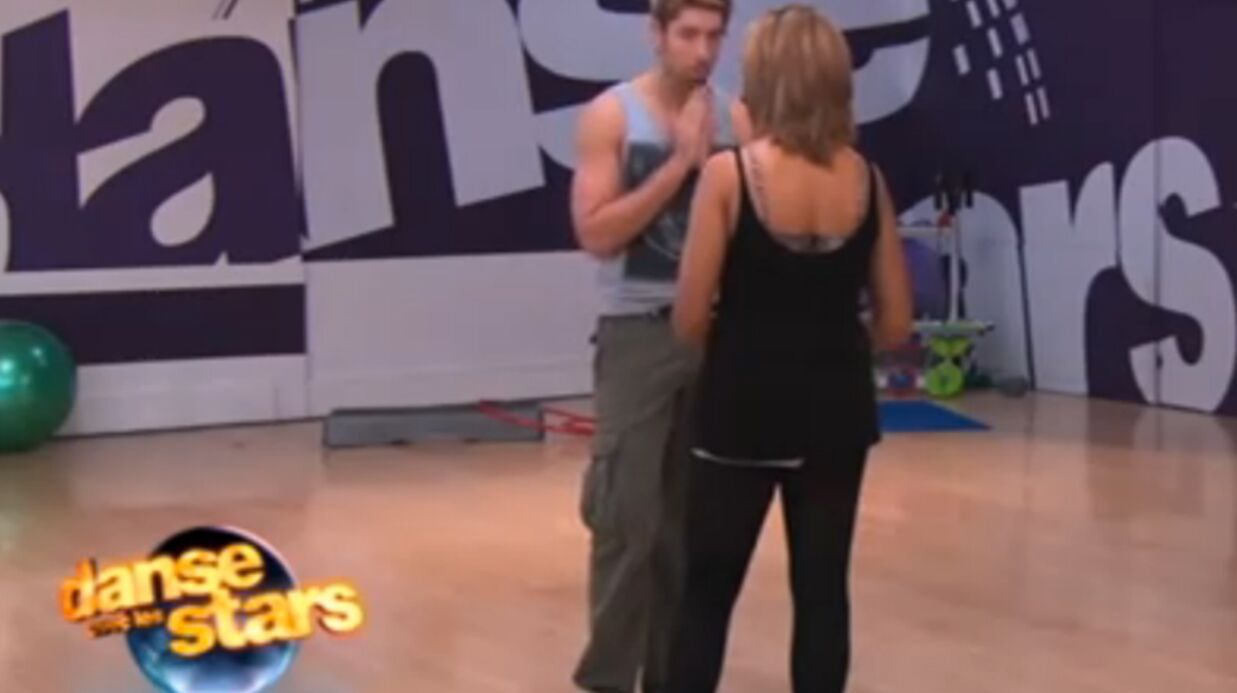 VIDEO Chimène Badi en larmes avant Danse avec les stars