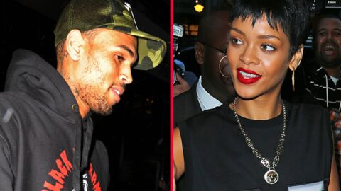 PHOTO Rihanna et Chris Brown ensemble au concert de Jay-Z
