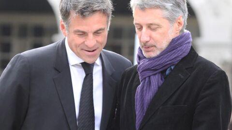 PHOTOS Antoine de Caunes, Nagui, Michel Drucker aux obsèques de Gilles Verlant