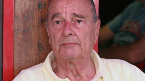 Jacques Chirac rassure sur son état de santé en se montrant à Saint-Tropez