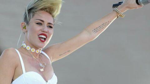 Pour Sinead O'Connor, Miley Cyrus est un «danger pour les femmes»