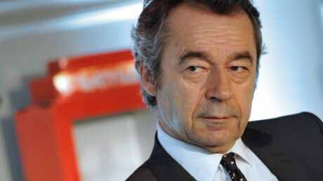 Michel Denisot traite Louise Bourgoin d'ingrate
