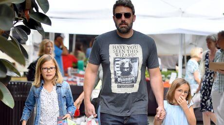 Ben Affleck: découvrez l'ENORME surprise qu'il a fait à ses filles