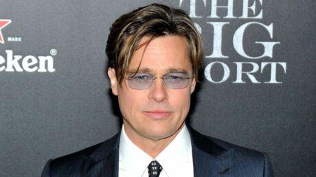 Deux semaines après la demande de divorce d'Angelina Jolie, Brad Pitt est au plus mal
