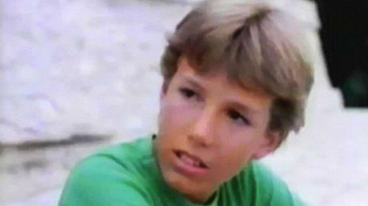 DEVINETTE Saurez-vous deviner quel acteur célèbre se cache derrière ce jeune garçon?
