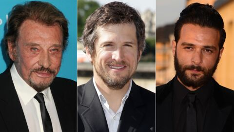 PHOTO Johnny Hallyday, Guillaume Canet et Maxim Nucci en mode « Happy Sunday »