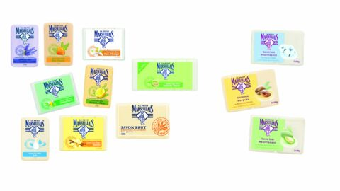 Le Petit Marseillais relance sa gamme de savons solides