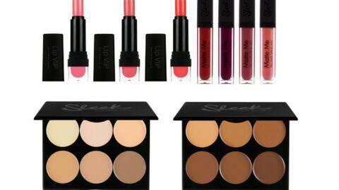 Quoi de neuf chez Sleek Makeup cet automne?