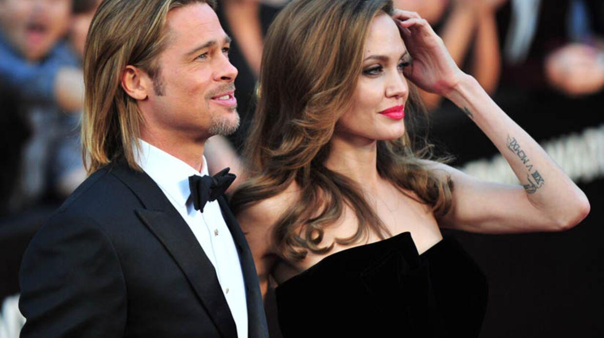 Brad Pitt dépense 300 000 euros pour le cadeau de mariage d'Angelina Jolie