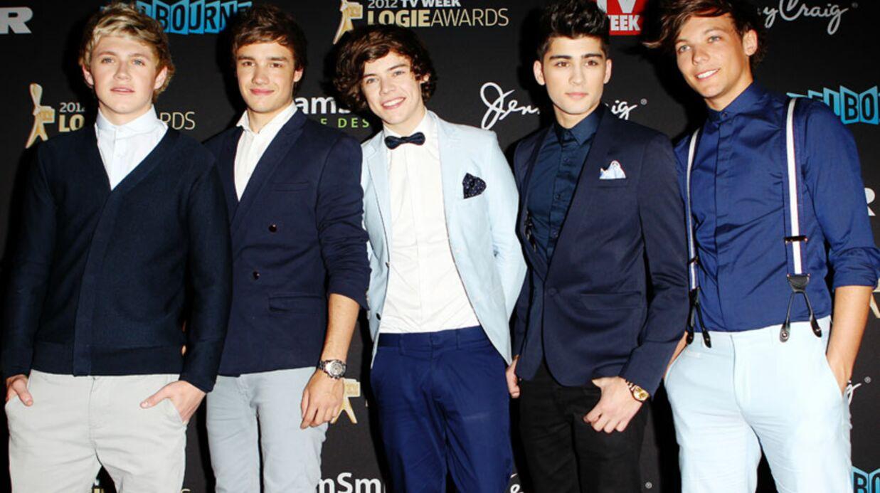 Les One Direction ont-ils pu garder leur nom?