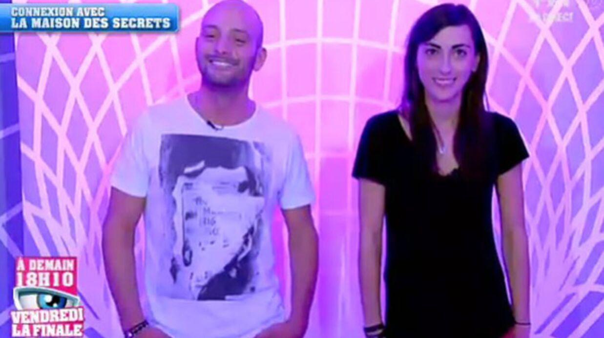 Secret Story 6: Julien emmène Fanny dans la Love Room