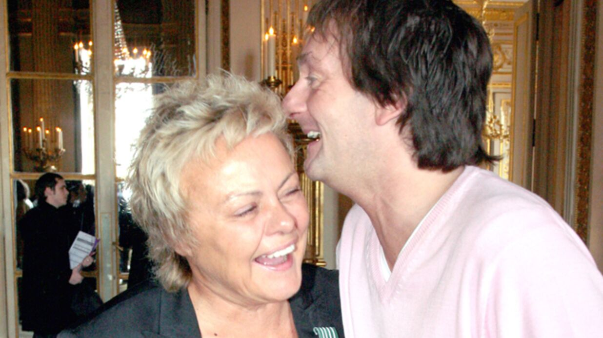 Pierre Palmade et Muriel Robin ne sont plus fâchés