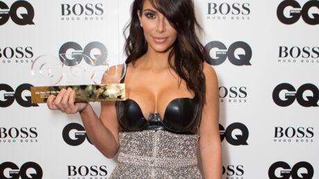 PHOTO Kim Kardashian pose entièrement nue pour le magazine GQ