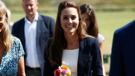PHOTOS Kate Middleton: son pantalon à 30 euros fait fureur!