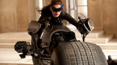 PHOTO Anne Hathaway en Catwoman dans Batman 3