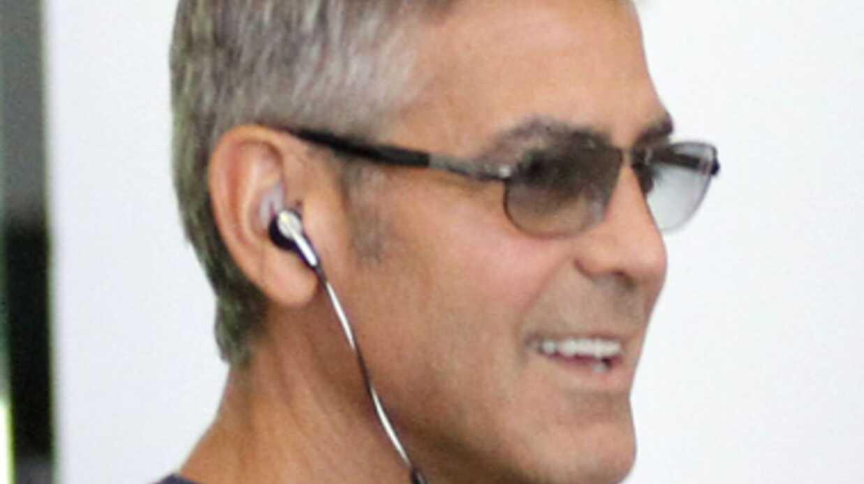 George Clooney flirterait avec… une catcheuse