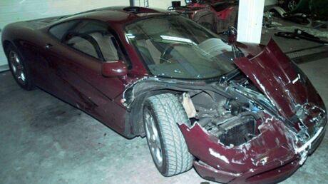 Rowan Atkinson (Mister Bean) blessé dans un accident de voiture