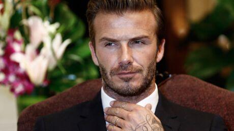 David Beckham en lice pour un rôle de méchant au cinéma