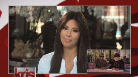 VIDEO Kim Kardashian fait sa première apparition publique depuis son accouchement