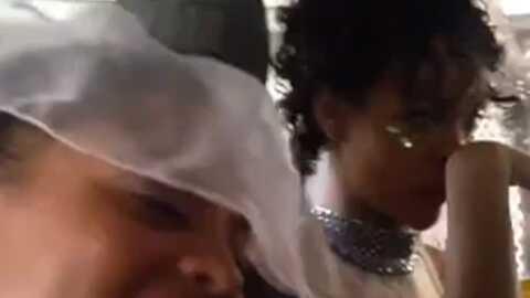 VIDEO Rihanna multiplie les excès au carnaval de la Barbade
