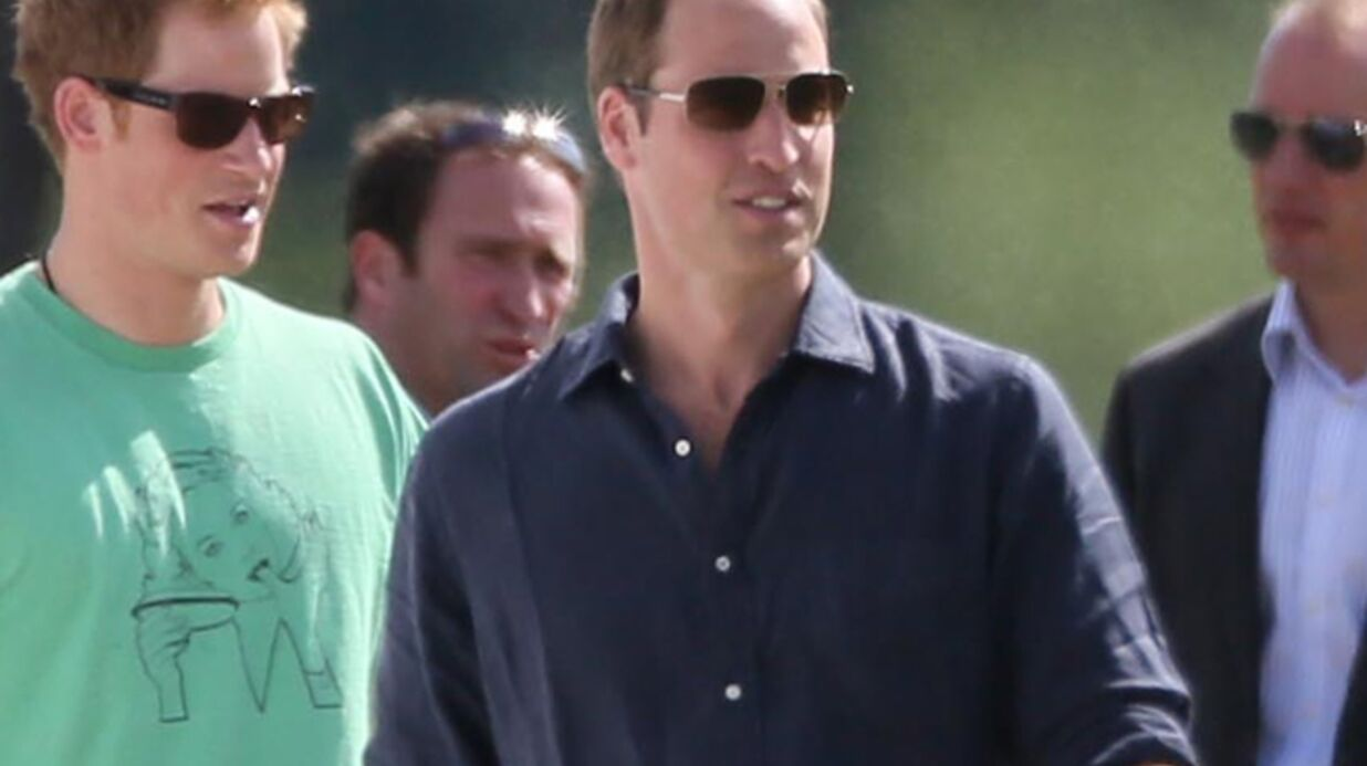 Prince William : « George gigote beaucoup ! »
